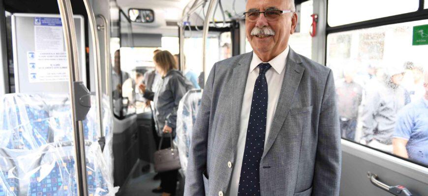 Toplu Taşıma Araç Filosuna İki Otobüs Daha Katıldı